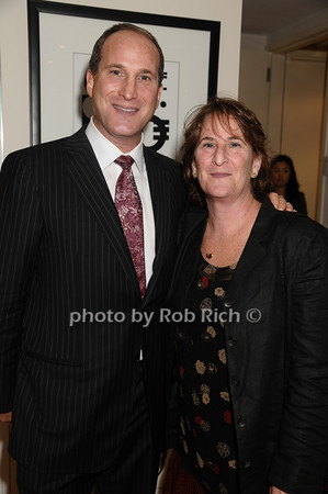 Josh Guberman, Judith Guberman<br /> photo by Rob Rich © 2009 robwayne1@aol.com 516-676-3939