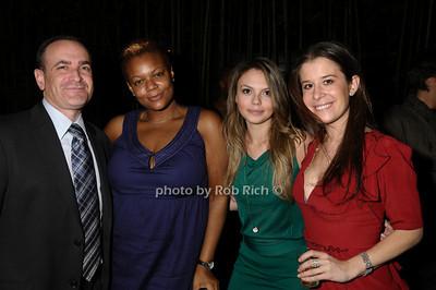 David Cooper, Amelia Telfer, Danielle Kaminsky, Julie Jurist photo by Rob Rich © 2009 robwayne1@aol.com 516-676-3939