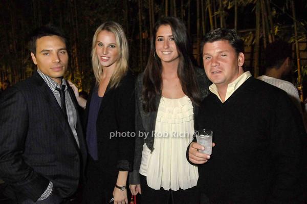 Frankie Di Cicco, Wendy Sestak, Francecs Caracciolo, Mark Doyle<br /> photo by Rob Rich © 2009 robwayne1@aol.com 516-676-3939