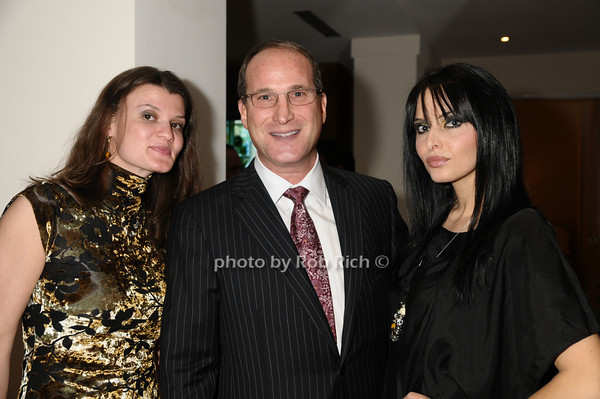 Leonella Spaho, Josh Guberman, Valentina Spaho<br /> photo by Rob Rich © 2009 robwayne1@aol.com 516-676-3939