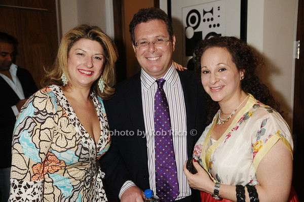 Jacky Ceplitzky, Peter Lefkowitz, Ginene Hoffman<br /> photo by Rob Rich © 2009 robwayne1@aol.com 516-676-3939