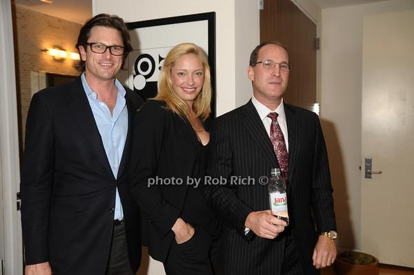 Kevin Richards, Christaina Vita Coleman,Josh Guberman<br /> photo by Rob Rich © 2009 robwayne1@aol.com 516-676-3939