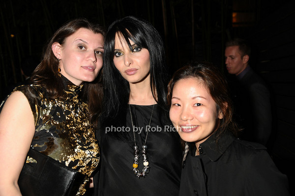 Leonella Spaho, Valentina Spaho, Sonya Bang<br /> photo by Rob Rich © 2009 robwayne1@aol.com 516-676-3939