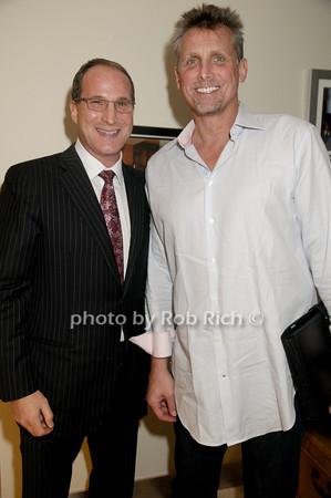 Josh Guberman, Howard Rubin<br /> photo by Rob Rich © 2009 robwayne1@aol.com 516-676-3939