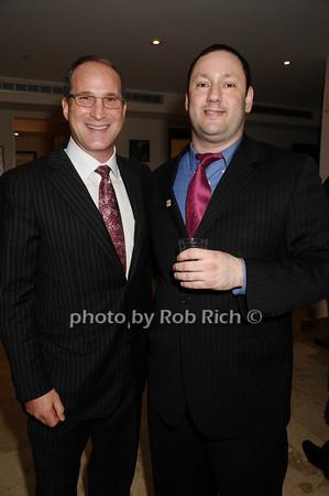Josh Guberman, Eran Evron<br /> photo by Rob Rich © 2009 robwayne1@aol.com 516-676-3939