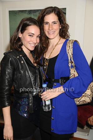 Jenna Pace, Stephanie Pace<br /> photo by Rob Rich © 2009 robwayne1@aol.com 516-676-3939