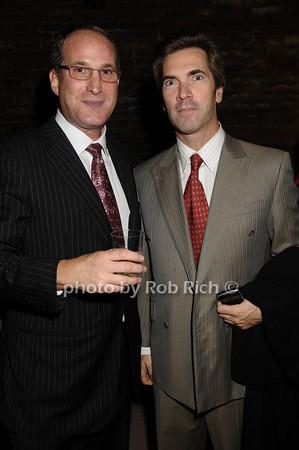 Josh Guberman, Justin Mitchell<br /> photo by Rob Rich © 2009 robwayne1@aol.com 516-676-3939