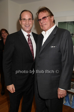 Josh Guberman, Bob Gershon<br /> photo by Rob Rich © 2009 robwayne1@aol.com 516-676-3939