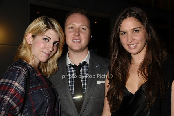 Andrea Noto, Gabrielle Schulman, Dara Schulman<br /> photo by Rob Rich © 2009 robwayne1@aol.com 516-676-3939