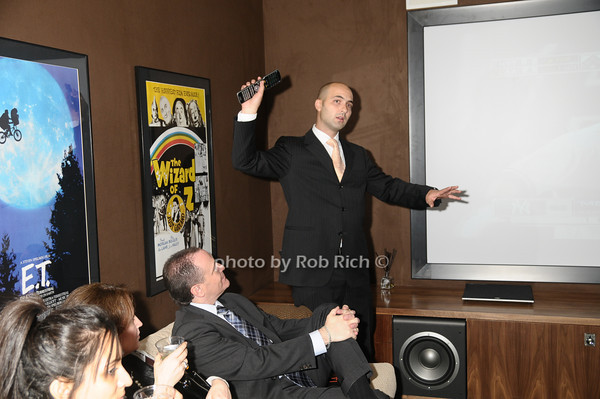 screening room<br /> photo by Rob Rich © 2009 robwayne1@aol.com 516-676-3939