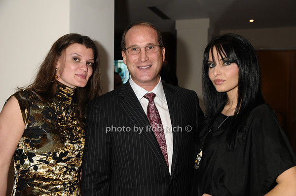 Leonella Spaho, Josh Guberman, Valentina Spaho<br /> photo by Rob Rich © 2009 robwayne1@aol.com 516-676-3939