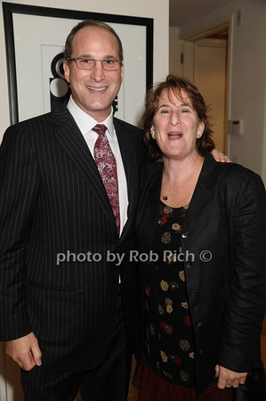 Josh Guberman, Judith Guberman<br /> photo by Rob Rich © 2009 robwayne1@aol.com 516-676-3939