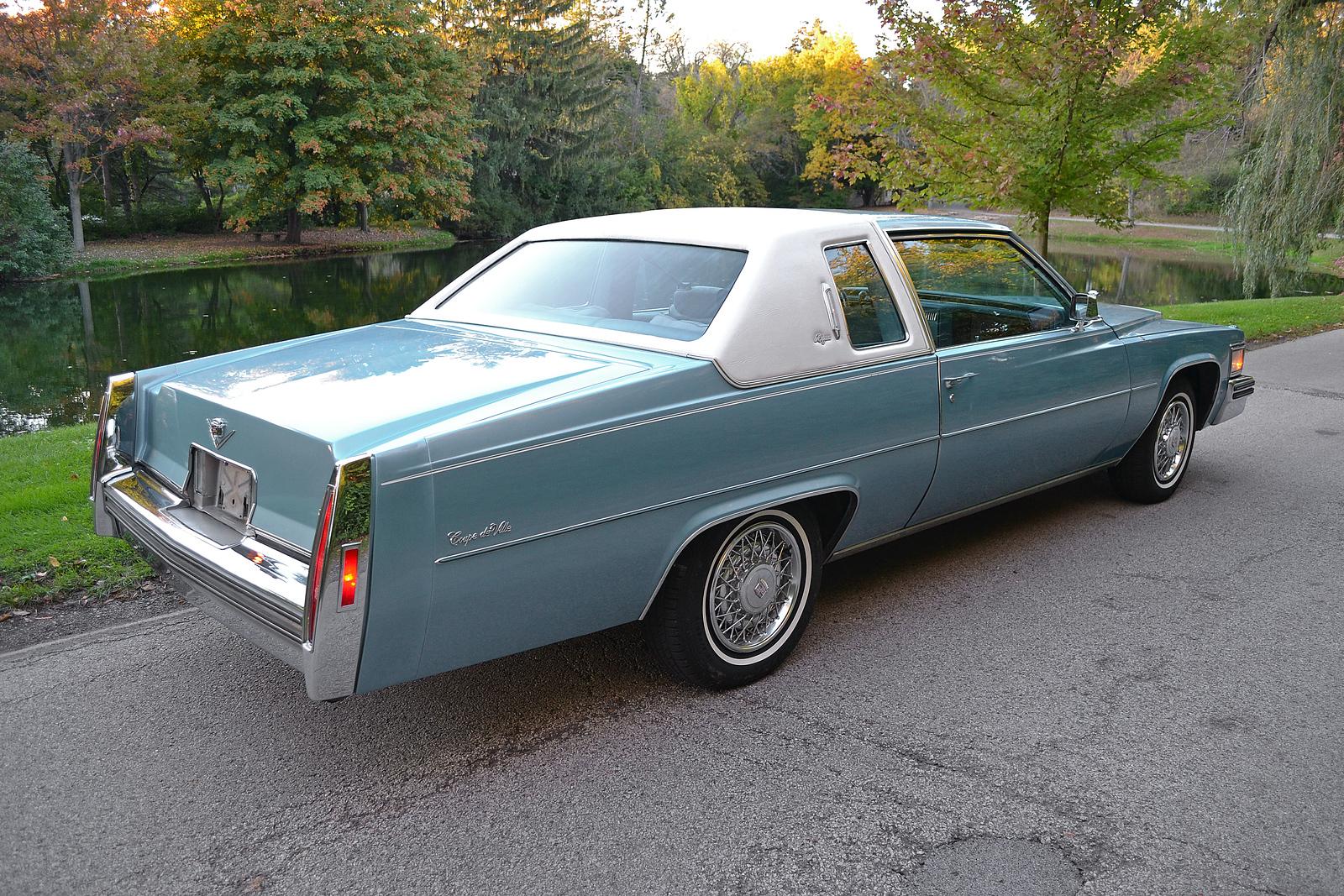 78 Cadillac Coupe deVille - parkwardmuseum