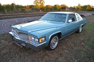 78 Cadillac Coupe deVille