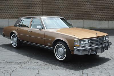 76 Cadillac Seville Bronze