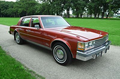 76 Cadillac seville
