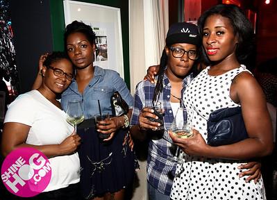 7.7.13 DJ M and Blue Diamond Ent Present Culture Club Sundays at Bar One