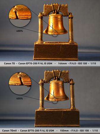 7D vs. 7D Mark II