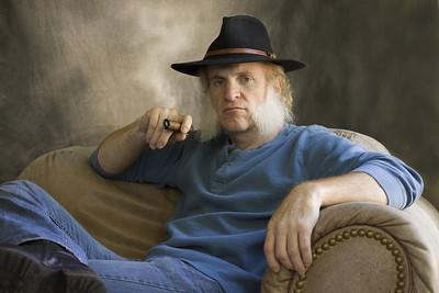 GREGORY  BRUELL - Amerycan COWBOY. 2012