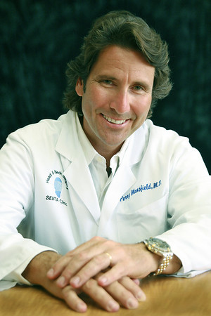 Perry Mansfield  M.D. , F.R.C.S. (C) Director of Skull Base Surgery and Head and Neck Oncology