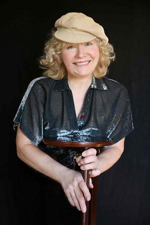 Портрет Ольги.2006.  Portait Olga. San Diego.2006