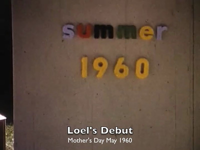 01 '60 Loel's Debut