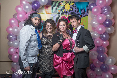 80's Prom at Nighthawk - 04/29/2017