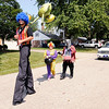 Don Knight | The Herald Bulletin<br /> Parade for Matthew Robinette's 21st birthday on Saturday.