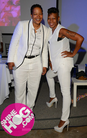 8.30.14 WestSide Cultural Arts Center Blue Diamond Entertainment & Femme De La Cre'me Presents The Annual All White Party VI