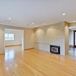 870 Helena Drive, Living Room