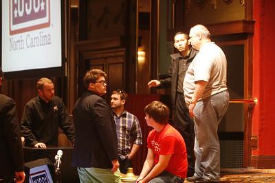 USO of North Carolina, Koury Convention Center, April 28, 2012 Part One