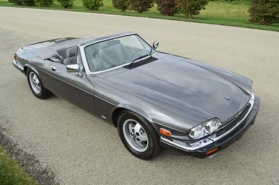88 XJS Jaguar convertible