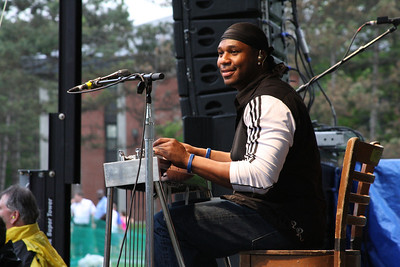 Robert Randolph and the Family Band at Union College - Schenectady, NY 5/23/2009