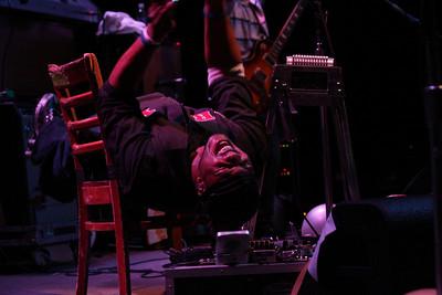 IMG_7674 Robert Randolph and the Family Band at 9:30 Club - Washington, DC 1/1/2009