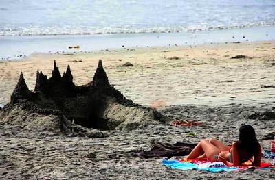 Песочные замки...или... В ожидании ПРИНЦА... 2006 г.