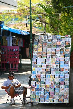 Мексика.Продавец СД.  2007 г.
