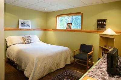 Bedroom #4 or Guest Room in Basement.