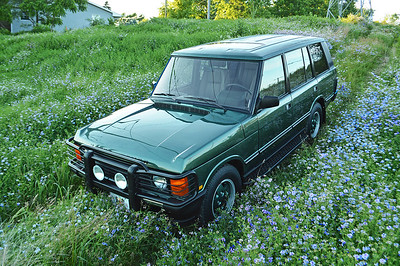 93 Range Rover LWB County