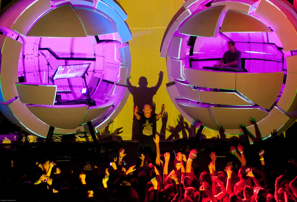 Infected Mushroom<br /> <br /> Aug. 9, 2012