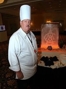 Eric Karell, Executive Chef at The Atlanta Athletic Club.
