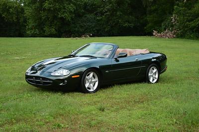 95 Jaguar XKE V8
