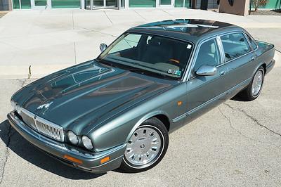 96 Jaguar V-12 L
