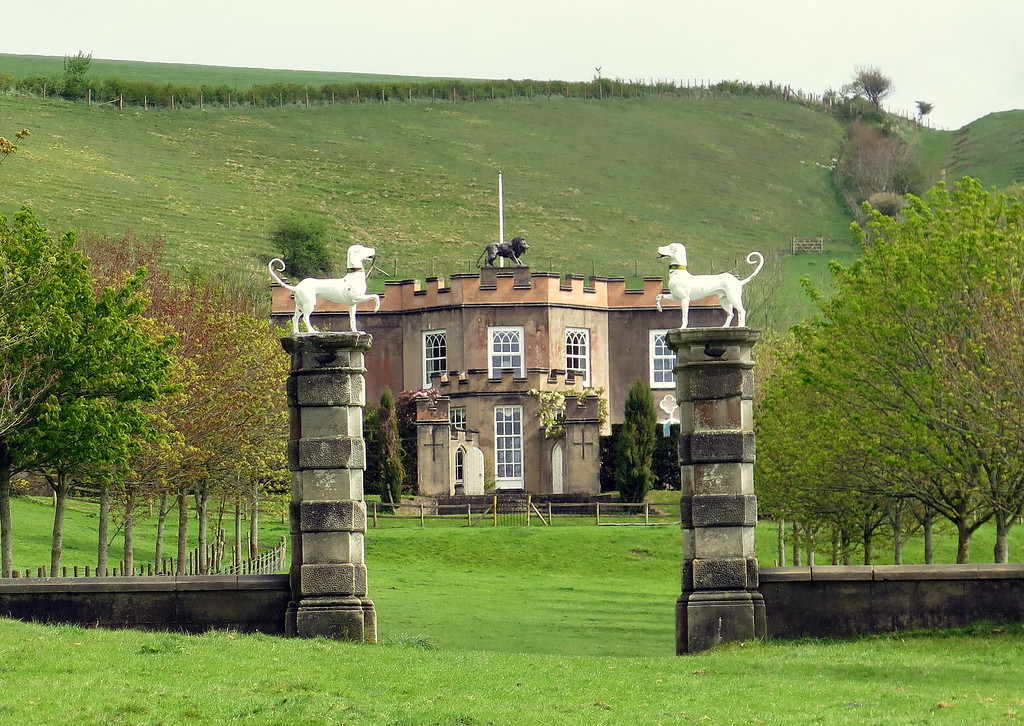 Bellamont House Gothic Revival Lodge