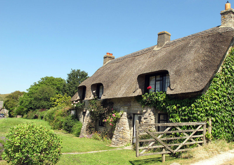 Cottage in Corfe Castle
