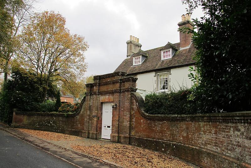 Magna House at Canford Magna