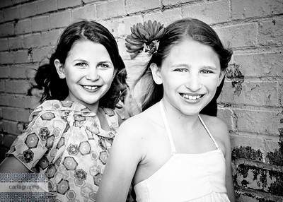 Beautiful Sisters bw-