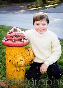 Danny the Firefighter-