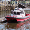Northport Fire Rescue boat