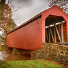 Covered Bridge near Thurmont, MD.
