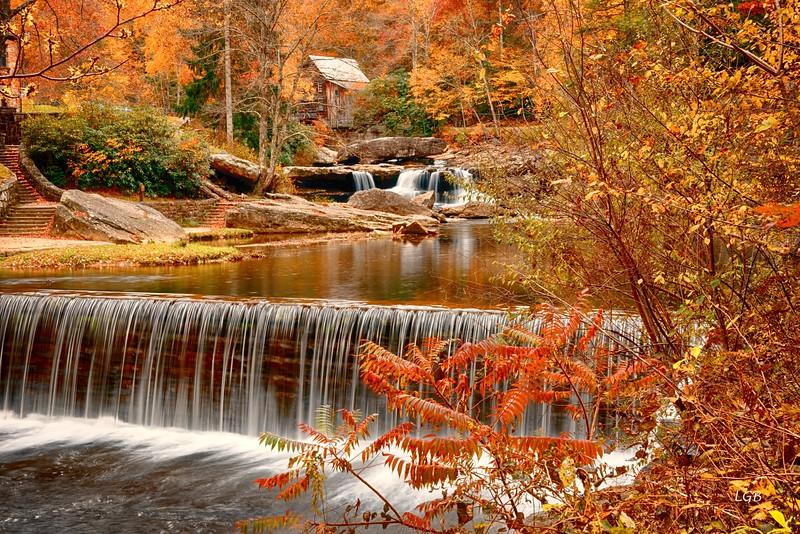 Glade Creek Grist Mill 4
